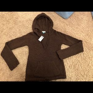 Old navy sweater with hoodie